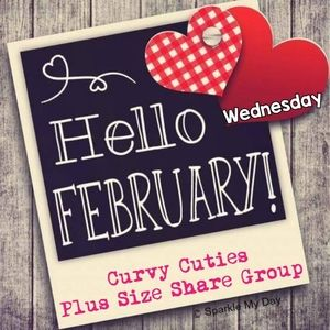 2/19 PLUS SIZE SHARE GROUP: CURVY CUTIES